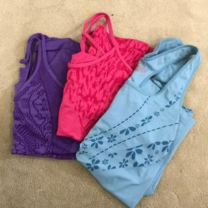 Tops - Work out tops